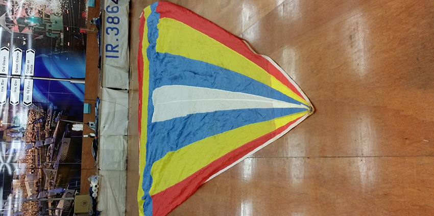 Small Asymmetric spinnaker for sale, Galway, Ireland